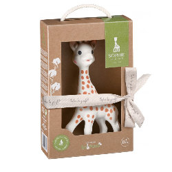 Sophie la girafe, coffret so pure Vulli