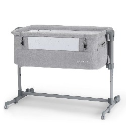 Berceau Kinderkraft NESTE UP - Gris clair