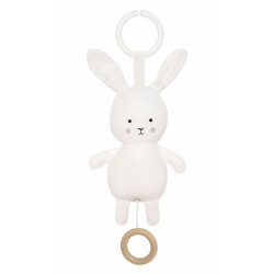 Peluche musicale, Lapin