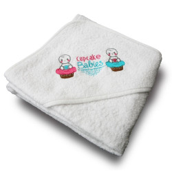 Baignoire gonflable 0-1 an-Cupcake babies, Pack Premium